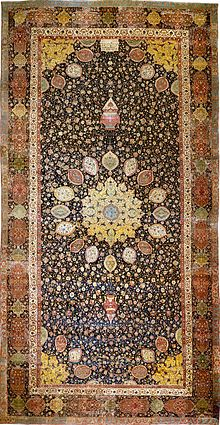 One of the Ardabil Carpets