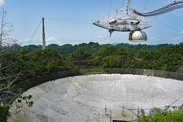 Arecibo-Radioteleskop