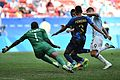 Argentina x Honduras - Futebol masculino - Olimpíadas Rio 2016 (28611942420).jpg