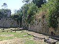 Aristotle's School - Entrance - Road to Naousa City.jpg