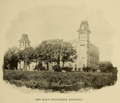 Arkansas Industrial University - Main Building - Cassier's 1894-03.png