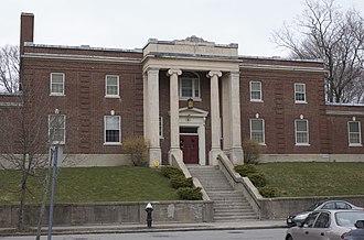 Arlington Center Historic District - Image: Arlington MA Masonic Temple