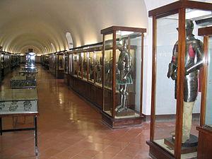 Montjuïc Castle - Museum installation