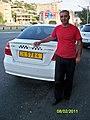 Armen - taxidriver in Yerevan (Armenia) (28368345576).jpg