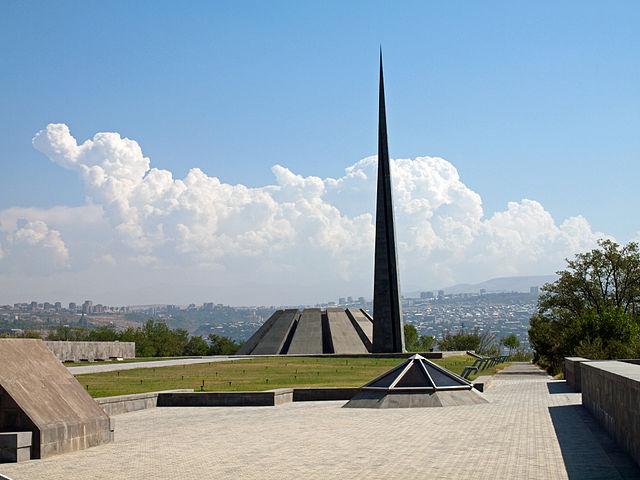 Мемориальный комплекс, посвящённый жертвам Геноцида армян 1915 года