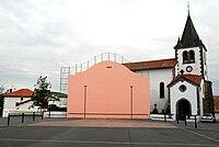 Armentdarits Eglise Fronton.jpg