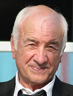 Armin Mueller-Stahl German film actor, painter, writer and musician