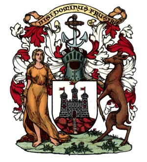 Politics of Edinburgh - Image: Arms of Edinburgh