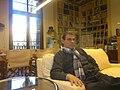 Arquitectos. Oriol Bohigas. MBM Arquitectes. Jorge Rocchi. Estéfano Rocchi. Duccio Rocchi. Barcelona. 2012-02-05.jpg