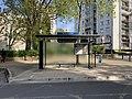 Arrêt Bus Fort Romainville Rue Paul Doumer - Romainville (FR93) - 2021-04-25 - 2.jpg