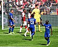 Arsenal 1 Chelsea 1 (4-1 on pens) (36421484055).jpg