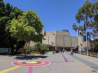 Perth Cultural Centre Precinct in Perth, Western Australia