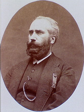 Arthur Arnould - Arthur Arnould in 1871