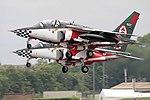 Asas de Portugal Alpha Jets - RIAT 2008 (2757342695).jpg