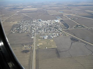 Ashton, Illinois Village in Illinois, United States