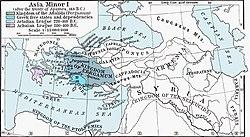 Asia Minor 188 BCE