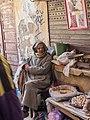 At the street market Fez Morocco (16648810958).jpg