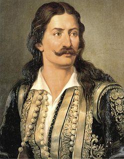 Athanasios Diakos Greek general