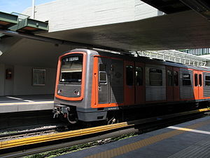 Electric multiple unit (batch 11) of Athens-Pi...