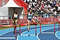 Athletics at the 2018 Summer Youth Olympics – Girls' 400 metre hurdles - Stage 2 18.jpg