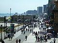 Atlantic City Boardwalk view south from Caesars Atlantic City by Silveira Neto June 24 2012.jpg