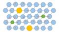 Atomi sostituzionali in un cristallo 2D.png