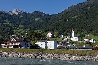 Attinghausen - Attinghausen village