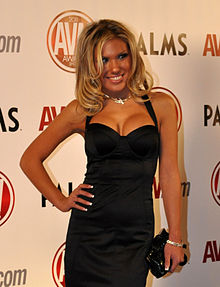 Aubrey Addams at AVN Awards 2011 crop.jpg