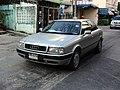 Audi 80 (B4) in Samutprakarn Thailand 1.jpg
