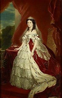 Augusta of Saxe-Weimar-Eisenach Queen consort of Prussia