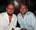 Augusten Burroughs and David Shankbone (2600301637).jpg