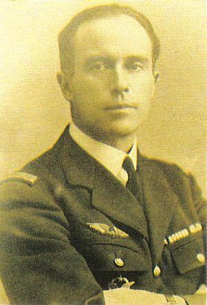 Jean de Suarez d'Aulan - Aviator Jean de Suarez