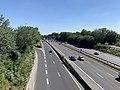 Autoroute A3 vue depuis Route D932 Aulnay Bois 3.jpg