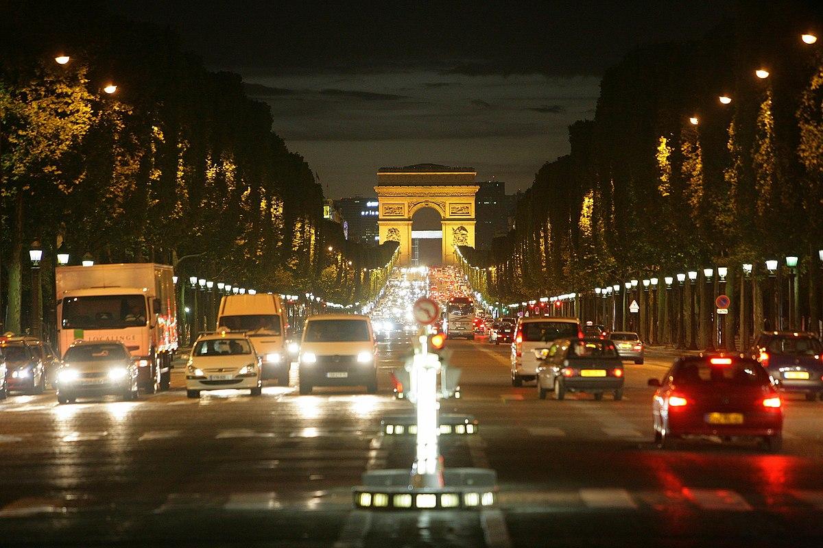 Restaurant Romantica Paris
