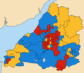 Avon County wards 1993.png