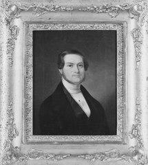 Axel Georg Bennet, 1803-1869, kammarskrivare