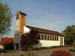 Börßum Kirche kath