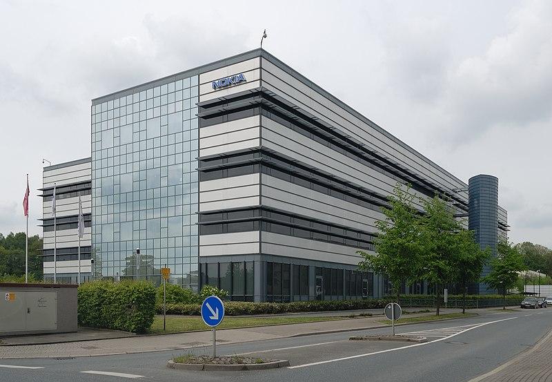 File:Bürogebäude früheres Nokia-Werk Bochum-Riemke (2009).jpg