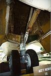 B-47 forward main gear, Castle Air Museum (4687696548).jpg