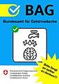 BAG Bundesamt für Gehirnwäsche (ex. Bundesamt für Gesundheit) Schweiz, Corona, Bitte fangt an selber zu denken.jpg