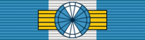 Order of the African Star - Image: BEL Order of the African Star Grand Cross BAR