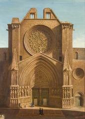 Entry Cathedral (Tarragona)