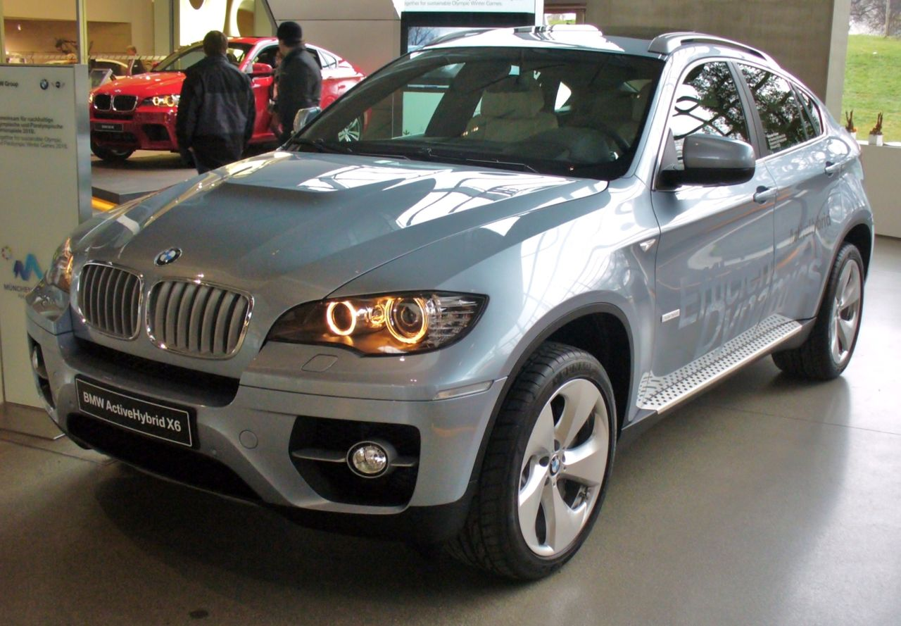 File Bmw Activehybrid X6 Jpg Wikimedia Commons