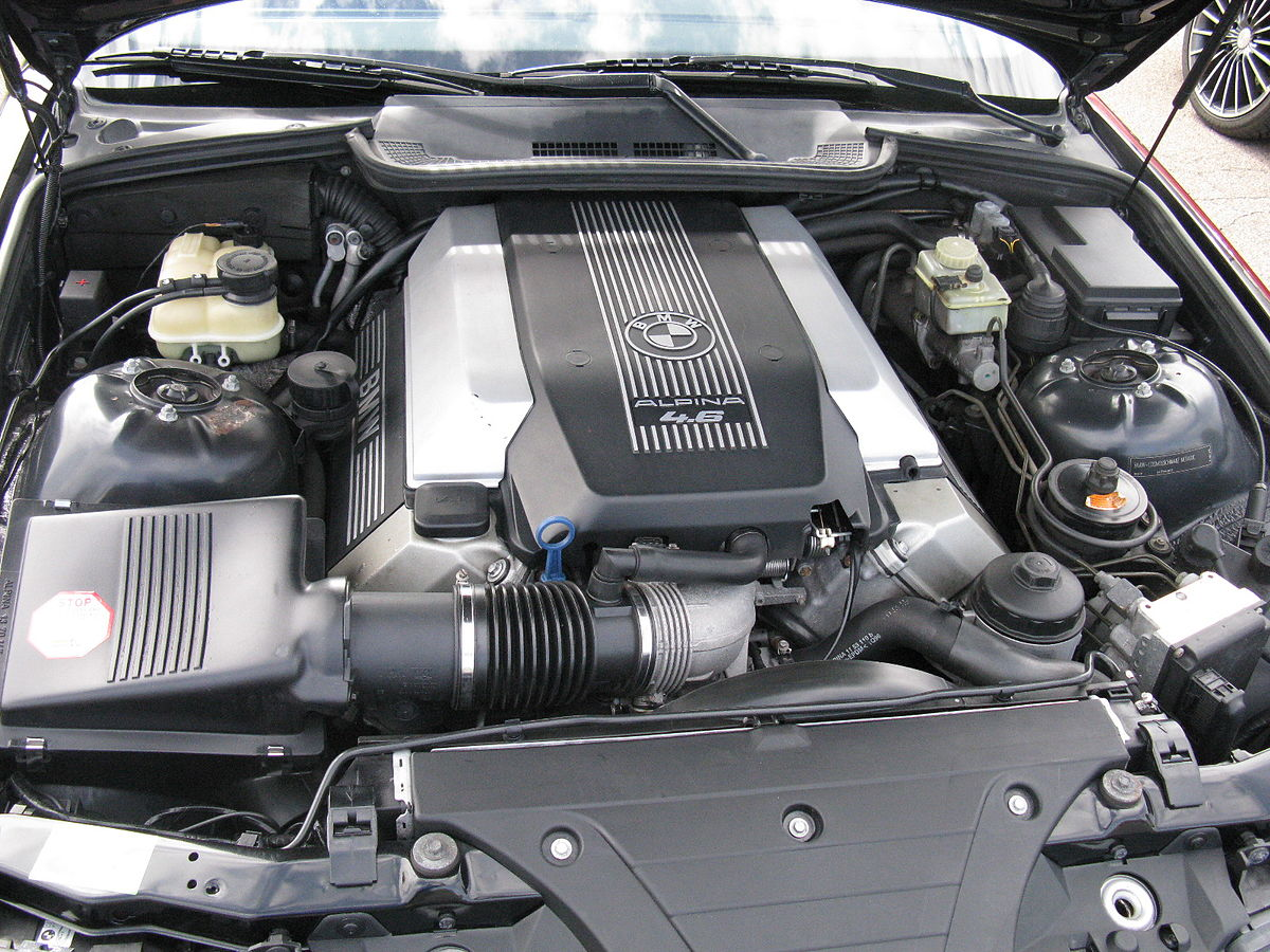 BMW M60 - Wikipedia | Bmw M60 Engine Diagram |  | Wikipedia