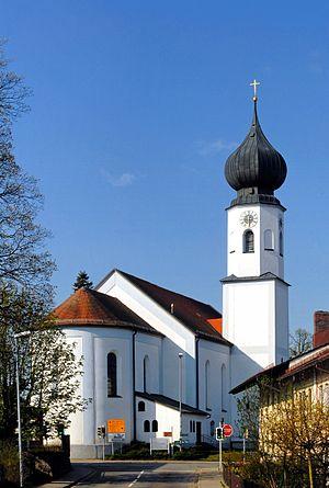 Bad Endorf, Kirche Sankt Jakobus