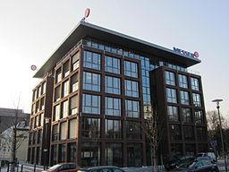 Bad Soden Taunus Messer Group Gebäude