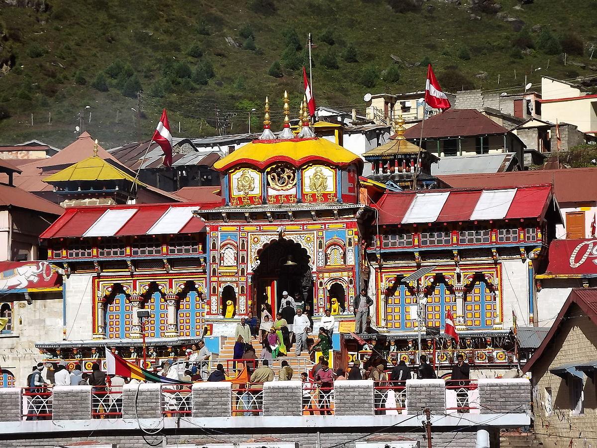 Badrinath Temple - Wikipedia