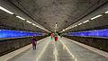 Bagarmossen Metro station October 2014 01.jpg