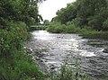 Baildon - River Aire near Buck Lane footbridge - geograph.org.uk - 915983.jpg