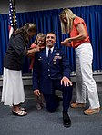 Bailey promoted to colonel (43058032694).jpg
